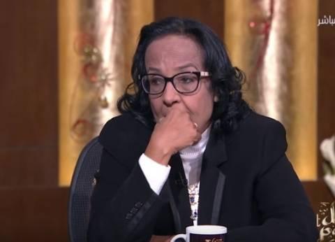 """الليلة.. لميس جابر ضيفة محمد الباز في """"90 دقيقة"""" على """"المحور"""""""