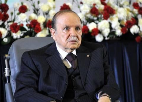 بوتفليقة يبعث ببرقية تهنئة للسيسي لفوزه بفترة رئاسة ثانية