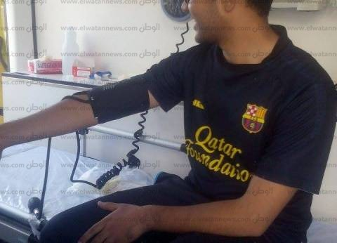 اللجان الشعبية بالسويس تطلق حملة للتبرع بالدم لمصابي عمليات سيناء