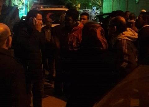 صدمة وصراخ وعويل.. تفاصيل 12 ساعة أمام مشرحة زينهم بعد «حريق محطة مصر»