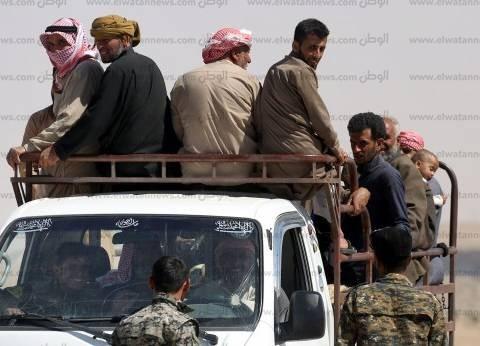 «حقوق الإنسان»: 370 ألف نازح في دير الزور والرقة يحتاجون للإيواء
