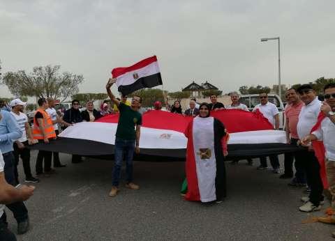 """""""الجالية المصرية"""" في بيروت: إقبال الناخبين للتصويت دليل على ولائهم"""