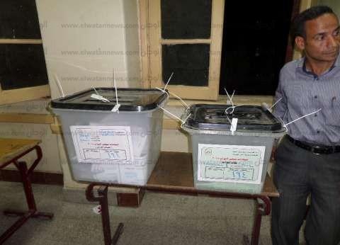 """استمرار وصول صناديق الانتخابات للجنة """"الشيخ زايد"""" العامة"""