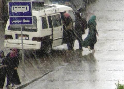 «الأرصاد»: جنون الطقس يعود الخميس.. وعواصف وثلوج بالدقهلية والغربية