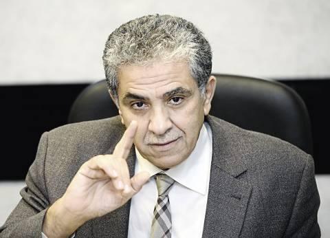 """خالد فهمي: جهود غير مسبوقة من الإرادة السياسية في """"البيئة"""""""