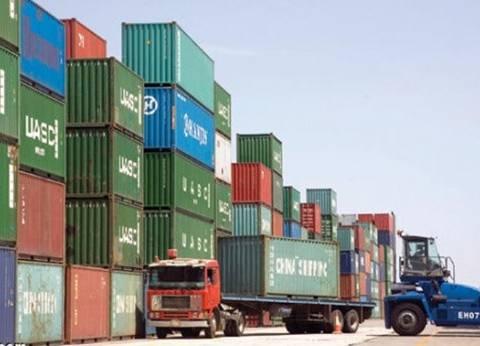 إنفوجراف| تعرف على حجم الصادرات والواردات المصرية خلال 8 أشهر