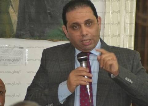 """ياسر حسان يستقيل من حزب """"الوفد"""": سأتفرغ لحياتي الخاصة والمهنية"""