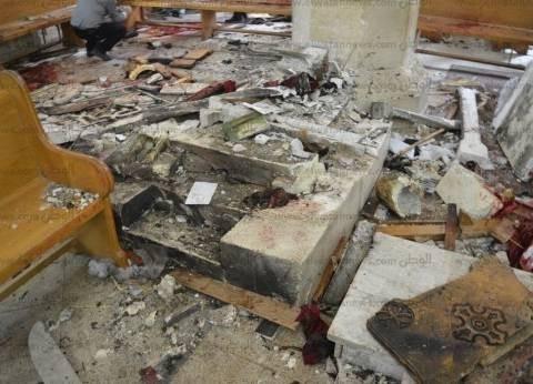 """اتحاد """"الصحفيين العرب"""" يدين تفجيري كنيسة مار جرجس والمرقسية"""