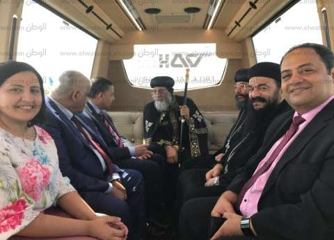 البابا يعود إلى مصر.. ويشارك الرئيس تخريج دفعة جديدة بكلية الشرطة