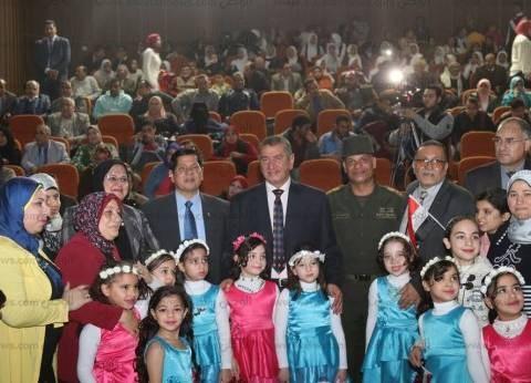 محافظ كفر الشيخ: اهتم بالتعليم.. وافتتاح مجموعة مدارس خلال أشهر