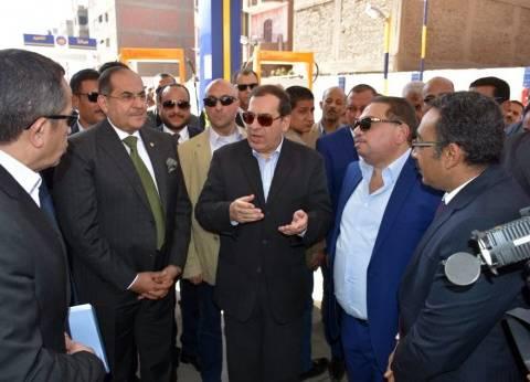 وزير البترول: الصعيد على رأس أولويات استراتيجية التنمية المستدامة