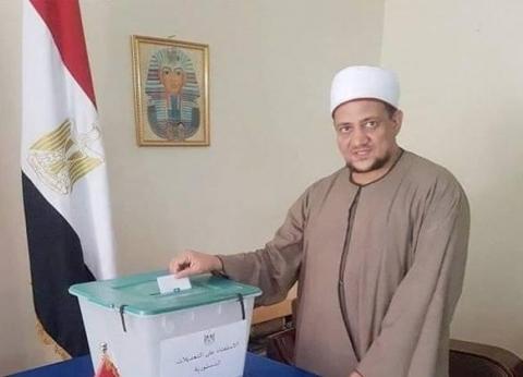بالصور| الجالية المصرية في تشاد تصوت على التعديلات الدستورية