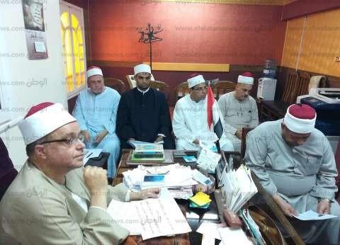 غرفة عمليات بأوقاف الدقهلية لمتابعة صلاة العيد الأضحى