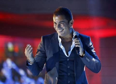 """عمرو دياب يدين """"حادث البطرسية"""": مصر هاتفضل قوية بوحدة شعبها"""