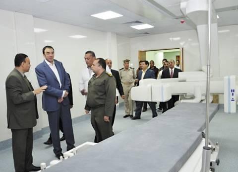افتتاح قسم النساء والتوليد بمستشفى كرموز في الإسكندرية