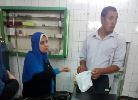 """""""شرق شبرا"""" يواصل حملاته لضبط مخالفات المستشفيات الخاصة"""