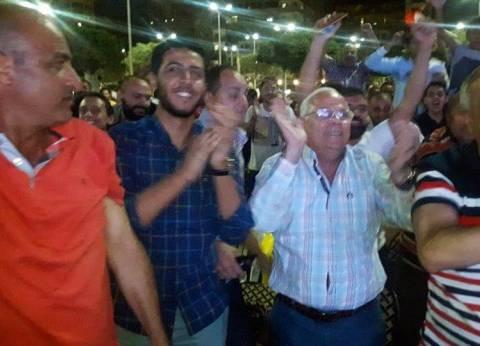 محافظ بورسعيد يهنئالسيسي والشعب المصري بالتأهل لكأس العالم