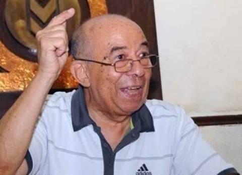 """""""قلاش"""" ناعيا """"عبد الرازق"""": رحل جزء مني ومن ذاكرة مصر الوطنية والنضالية"""