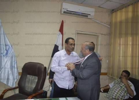 بالصور  تغيير في إدارة مستشفى كفر الشيخ العام