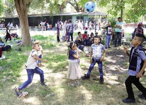 محافظ القاهرة يطالب بفتح الحدائق العامة والمتخصصة خلال إجازة العيد