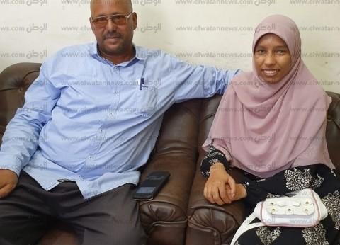هداية تقهر السرطان بـ99% بالثانوية بالإسماعيلية: أحلم أكون طبيبة في 57357