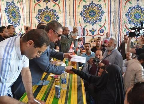 بالصور| تسليم 25 منزلا بعد إعادة إعمارها بالتعاون مع تحيا مصر