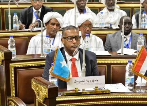البرلمان الصومالي: نؤيد كل القرارات الداعمة للشعب الفلسطيني