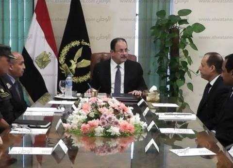 """""""الداخلية"""": سويلم مديرا لأمن شمال سيناء.. وقناوي لـ""""التهرب الضريبي"""""""