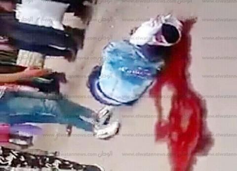 عاطل يقتل مسنا لخلافات الجيرة في المطرية.. ضربه ببلاطة في رأسه
