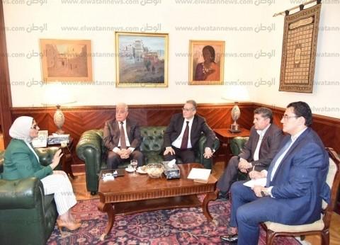وزيرة الصحة تصدر قرارا بتجديد ندب أبوهاشم وكيلا للوزارة بجنوب سيناء