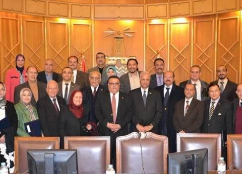 مجلس جامعة الإسكندرية يعلن أسماء المرشحين لجوائز الدولة التقديرية