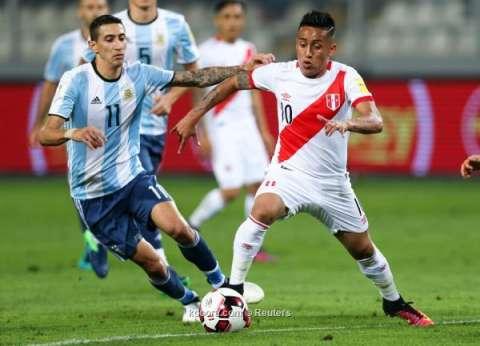 شاهد| بث مباشر لمباراة الأرجنتين وبيرو في تصفيات كأس العالم