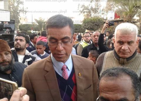 النيابة العامة تبدأ التحقيق مع مندوب الرئاسة المزيف في الدقهلية