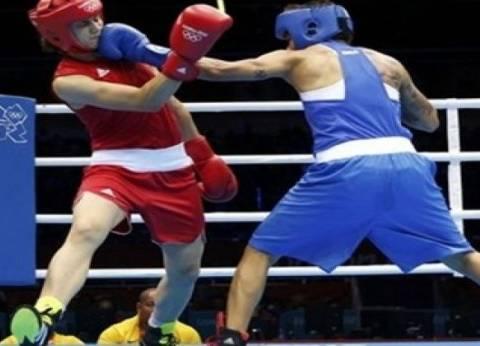 مروان ممدوح يفوز بذهبية الملاكمة في البطولة العربية