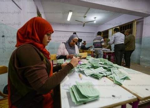 """تقدم مرشح """"المصريين الأحرار"""" في لجنة 78 بمدرسة الشروق بالسويس"""