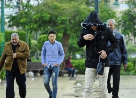 """""""الأرصاد"""": سقوط أمطار خفيفة على السواحل الشمالية"""