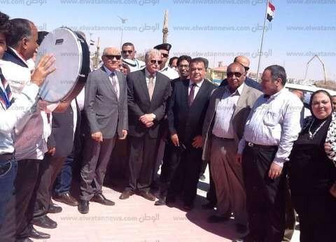 محافظ جنوب سيناء: نواجه الإرهاب بالإنجازات والعمل