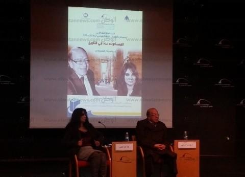 وسيم السيسي: حريق مكتبة الإسكندرية وقع قبل مجيء العرب مصر بـ400 سنة