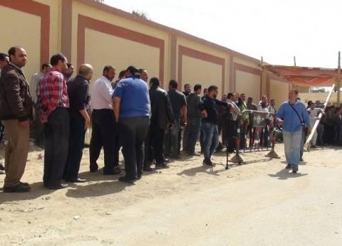 رئيس لجنة فرعية في المرج: 200 مواطن صوتوا بعد ساعتين من فتح اللجان