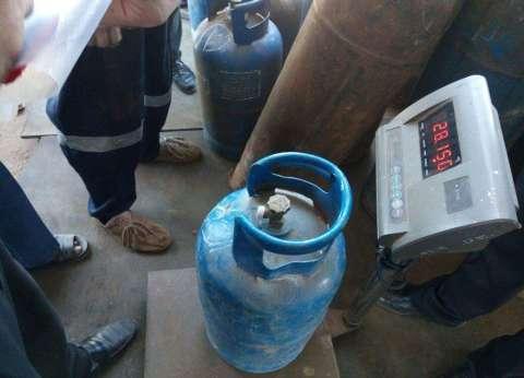 """""""التموين"""": 201 مستودع بالمحافظات لتوزيع اسطوانات البوتاجاز"""