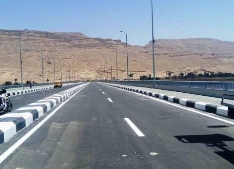 """اليوم.. محافظ المنيا يفتتح أعمال ترميم وإصلاح """"الكوبري العالي"""""""