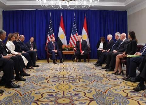 قبل القمة الثانية.. العلاقات المصرية الأمريكية من السياسة للثقافة