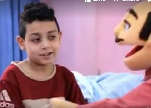 """حلقة خاصة عن مستشفى """"أبو الريش"""" في مسلسل أطفال بـ""""ON E"""""""