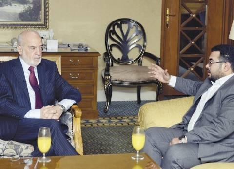 وزير الخارجية العراقى لـ«الوطن»: علاقتنا بمصر تشهد تقارباً ونتمنى أن تستعيد القاهرة مجدها