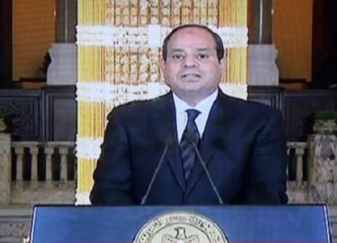 """رئيس سلوفينيا يعزي """"السيسي"""" في شهداء """"الروضة"""""""