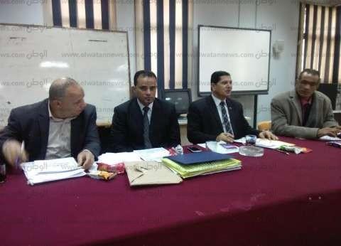 إجراء المقابلات الشخصية لـ300 متقدم للمراقبة على امتحانات الثانوية بكفر الشيخ