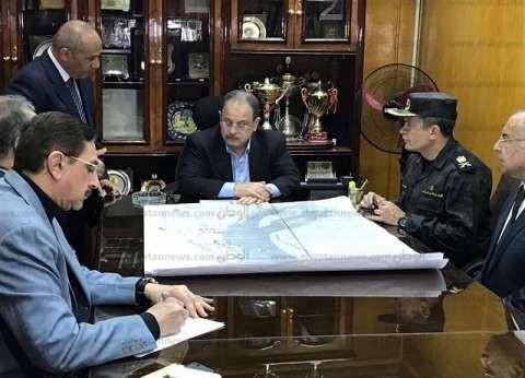 """لليوم الثالث.. مديرية أمن القاهرة تواصل تنقيذ مبادرة """"الانضباط أسلوب حياة"""""""