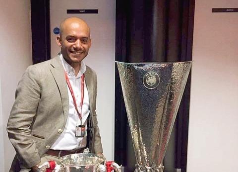 المدير التقني السابق لملعب أولد ترافورد : جاهز لتطوير ملاعب كأس الأمم الأفريقية مجاناً