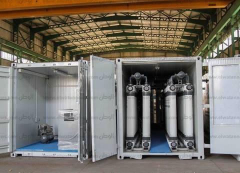 إنجاز جديد: «محطات نقالى» لتنقية المياه من «الميكروبات والفيروسات» بتكلفة أقل وجودة أعلى