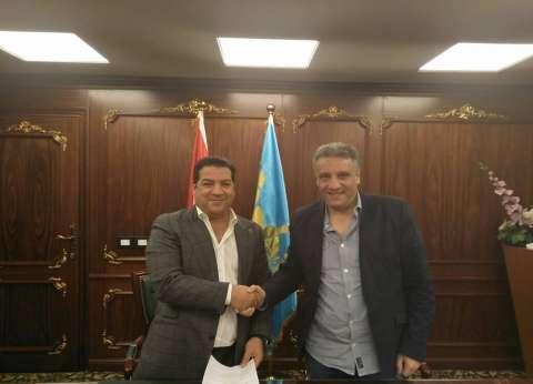 رسميا.. وليد حسني رئيسا لشبكة قنوات العاصمة